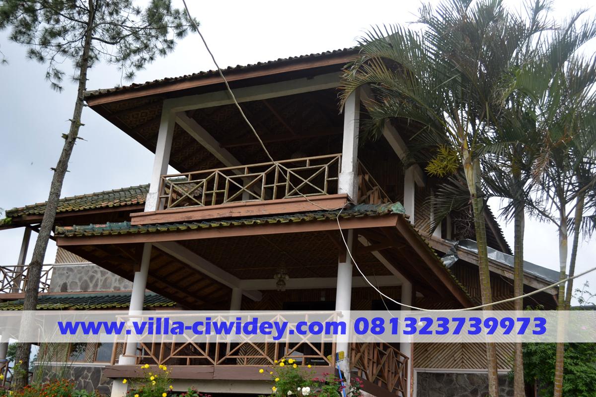 Villa Ciwidey Kayu