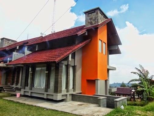 villa murah bandung